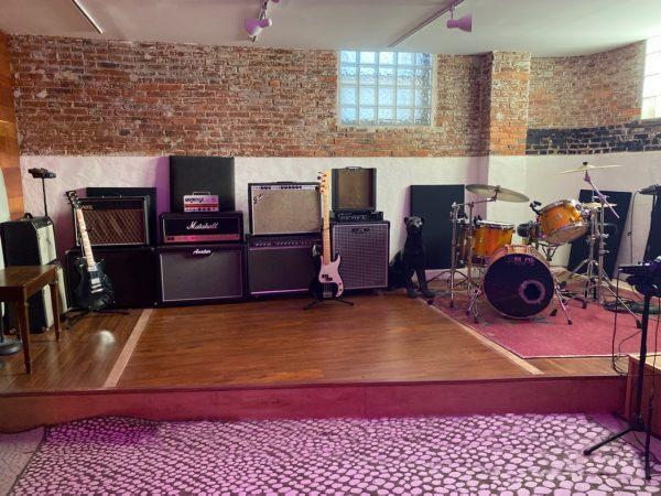 recording studio baltimore